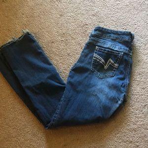 32x31 vanity jeans